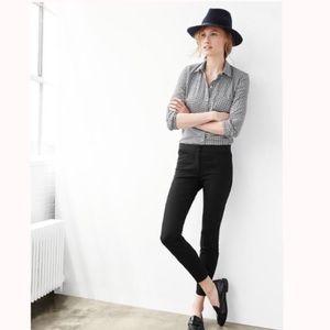 Gap Ultra Skinny Crop Pants